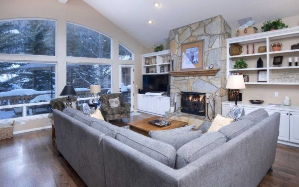 4 BD East Vail Home